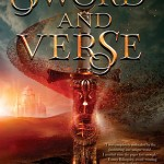 "Book Cover for ""Sword and Verse"" by Kathy MacMillan"