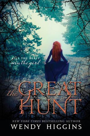 "Book Cover for ""The Great Hunt"" by Wendy Higgins"