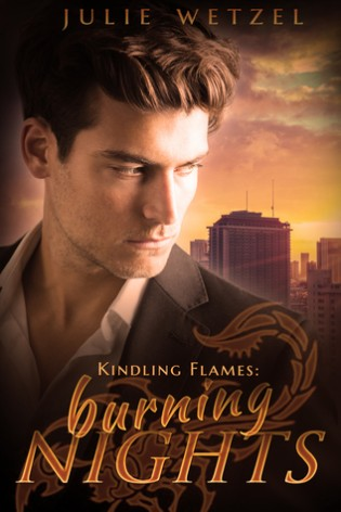 Release Blitz: Burning Nights by Julie Wetzel