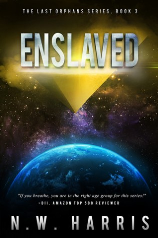 Spotlight: Enslaved by N.W. Harris