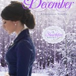 "Book Cover for ""Twelve Days in December"" by Michelle Paige Holmes"