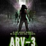 "Book Cover for ""ARV-3"" by Cameo Renae"