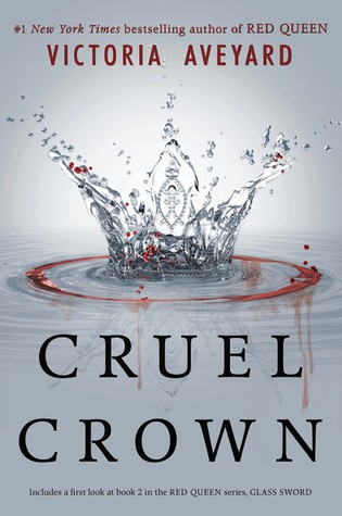 Weekend Reads #58 – Cruel Crown by Victoria Aveyard