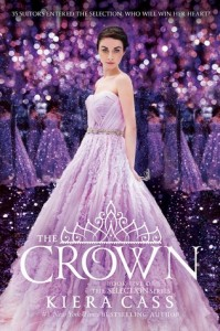 "Book Cover for ""The Crown"" by Kiera Cass"