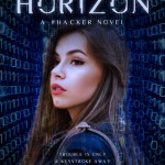 "Book Cover for ""Digital Horizon"" by Sherry D. Ficklin"