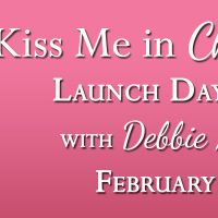 Release Blitz: Kiss Me in Christmas by Debbie Mason
