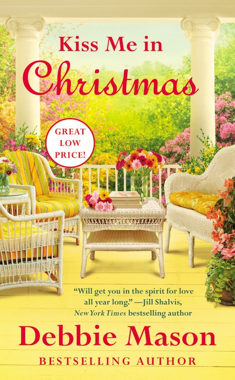"Book Cover for ""Kiss Me in Christmas"" by Debbie Mason"