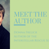 Meet the Author: Donna Frelick