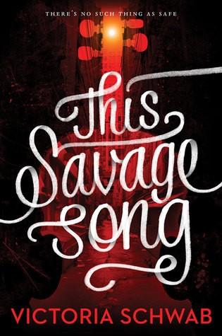 Weekend Reads #76 – This Savage Song by Victoria Schwab