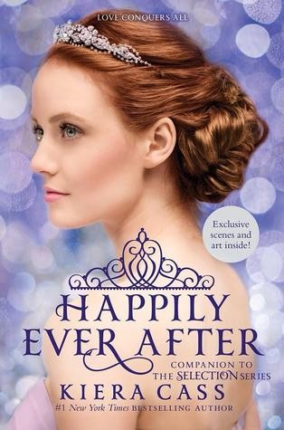 Weekend Reads #64 – Happily Ever After by Kiera Cass