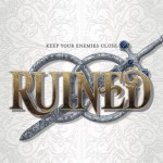 "Book Cover for ""Ruined"" by Amy Tintera"