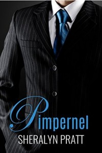 """Book Cover for """"Pimpernel"""" by Sheralyn Pratt"""