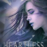 "Book Cover for ""Heartless"" by Kelly Martin"