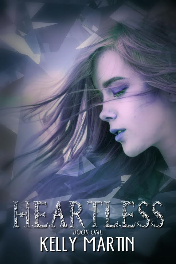 Book Blitz: Heartless by Kelly Martin