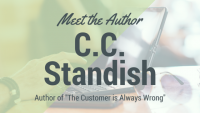 Meet the Author: CC Standish