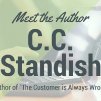 Meet the Author: CC Standish