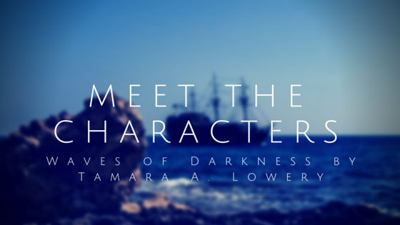 Meet the Characters: Bloody Vik Brandee, the Grimm Reaper, and Belladonna from Waves of Darkness