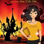 """Book Cover for """"To Spell With It"""" by Casey Keen"""