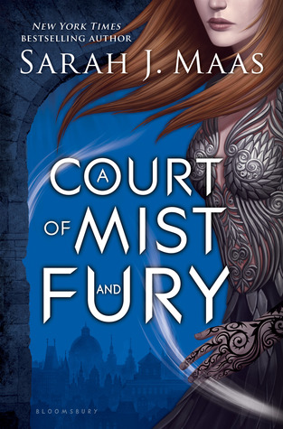 "Book Cover for ""A Court of Mist and Fury"" by Sarah J Maas"