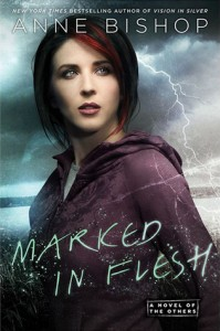 """Book Cover for """"Marked in Flesh"""" by Anne Bishop"""