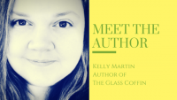 Blog Tour: The Glass Coffin by Kelly Martin
