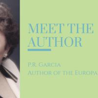 Meet the Author: P.R. Garcia