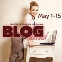 Blog Ahead Mini-Challenge Accepted