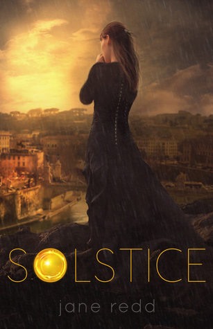 Weekend Reads #68 – Solstice by Jane Redd