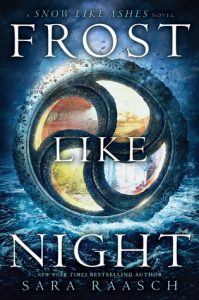 "Book Cover for ""Frost Like Night"" by Sara Raasch"