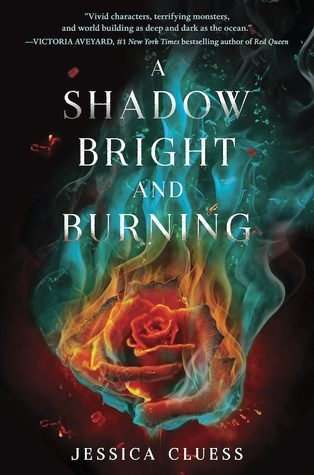 Waiting on Wednesday #58 – A Shadow Bright and Burning by Jessica Cluess