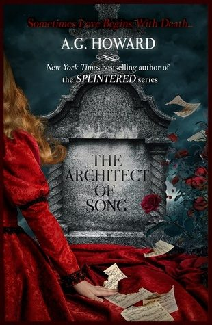 Audio Review: The Architect of Song by A.G. Howard