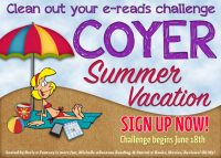 2016 #COYER Summer Vacation ~ Challenge Accepted!