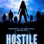 "Book Cover for ""Hostile"" by Cameo Renae"