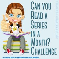 Can You Read a Series in a Month – May 2020 Challenge Accepted