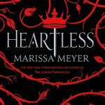"""Book Cover for """"Heartless"""" by Marissa Meyer"""