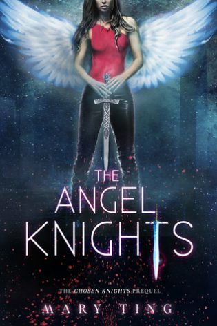 Blog Tour: The Blessed Knights by Mary Ting