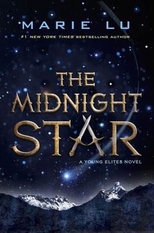 "Book Cover for ""The Midnight Star"" by Marie Lu"
