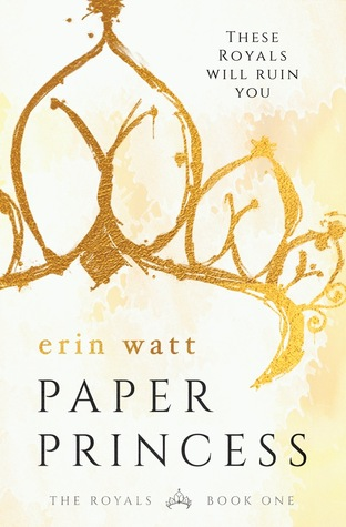 Weekend Reads #77 – The Royals Series by Erin Watt