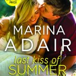 "Book Cover for ""Last Kiss of Summer"" by Marina Adair"
