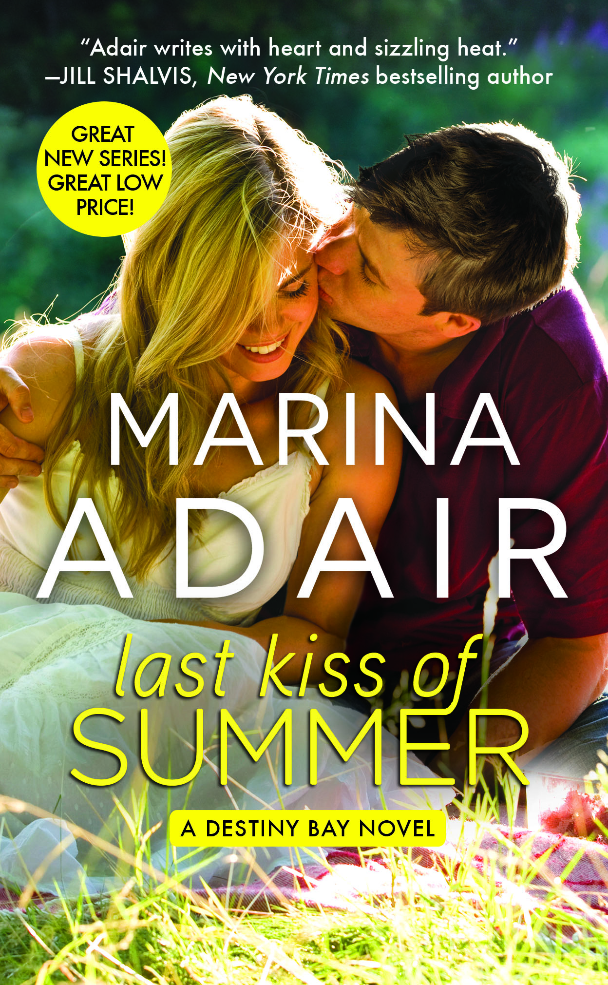Last Kiss of Summer by Marina Adair
