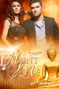 "Book Cover for ""Hunt Me"" by Heather Long"