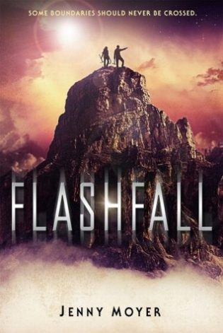 Waiting on Wednesday #71 – Flashfall by Jenny Moyer