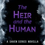 "Book Cover for ""The Heir and the Human"" by Siobhan Davis"