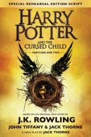 Review: Harry Potter & the Cursed Child Parts I and II by JK Rowling