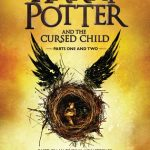 "Book Cover for ""Harry Potter and the Cursed Child"" by JK Rowling"
