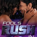 "Book Cover for ""Fools Rush In"" by Donna S. Frelick"