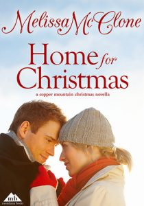 "Book Cover for ""Home for Christmas"" by Melissa McClone"