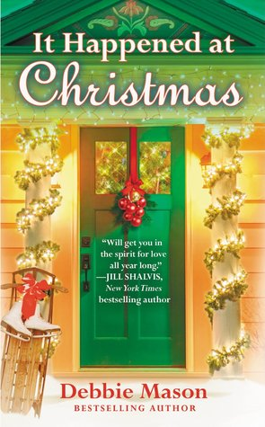 "Book Cover for ""It Happened at Christmas"" by Debbie Mason"