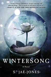 "Book Cover for ""Wintersong"" by S. Jae-Jones"