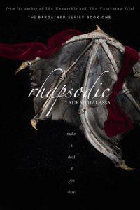 "Book Cover for ""Rhapsodic"" by Laura Thalassa"